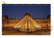 The Louvre Art Museum Carry-all Pouch