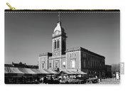 The Market Hall, Market Square, Chesterfield Town, Derbyshire Carry-all Pouch