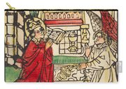 The Mass Of Saint Gregory Carry-all Pouch