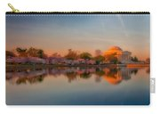The Morning Glow Carry-all Pouch