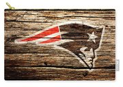 The New England Patriots 3a Carry-all Pouch