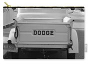 The Old Dodge  Carry-all Pouch