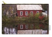 The Old Mill House Carry-all Pouch