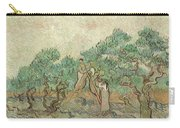 The Olive Orchard, 1889 Carry-all Pouch