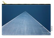 The One World Trade Centre Or Freedom Tower New York City Usa Carry-all Pouch