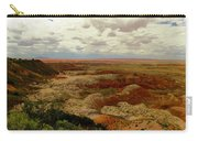 Viewpoint In The Painted Desert Carry-all Pouch
