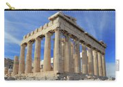 The Parthenon Acropolis Athens Greece Carry-all Pouch