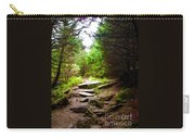 The Path To Righteousness Carry-all Pouch