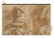 The Prophets Hosea And Jonah Carry-all Pouch