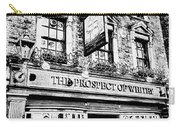 The Prospect Of Whitby Pub London Art Carry-all Pouch