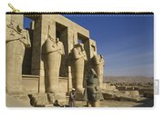 The Ramesseum Carry-all Pouch