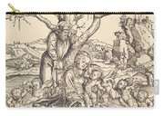 The Rest On The Flight Into Egypt Carry-all Pouch