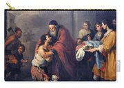 The Return Of The Prodigal Son Carry-all Pouch