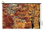 The Richness Of Autumn Treasures Carry-all Pouch