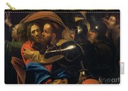 The Taking Of Christ Carry-all Pouch