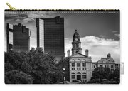 The Tarrant County Courthouse Carry-all Pouch