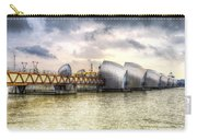 The Thames Barrier London Carry-all Pouch
