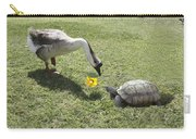 The Turtle And The Goose Carry-all Pouch