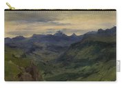 The Valley Of Saint-vincent Carry-all Pouch