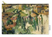The Village Of Gardanne  Carry-all Pouch