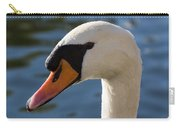 The Watchful Swan Carry-all Pouch