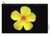The Yellow Flower Carry-all Pouch
