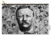 Theodore Roosevelt Carry-all Pouch by Granger