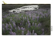 Thofafoss Waterfall Iceland 1571 Carry-all Pouch