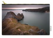 Three Cliffs Bay Gower Carry-all Pouch