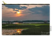 Thriving Beauty Of The Lowcountry Carry-all Pouch