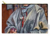 Tibetan Refugee - Paint Carry-all Pouch