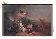 Tiepolo The Rape Of Europa Giovanni Battista Tiepolo Carry-all Pouch