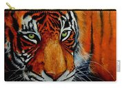 Tiger, Tiger Burning Bright... Carry-all Pouch