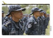 Tigres Commandos Stand In Formation Carry-all Pouch