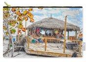 Tiki Bay Island  Carry-all Pouch