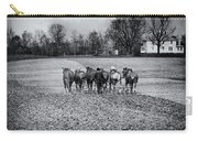 Tilling The Fields Carry-all Pouch