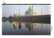 Timeless Taj Mahal Carry-all Pouch