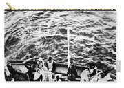 Titanic: Lifeboats, 1912 Carry-all Pouch