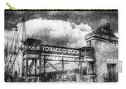 Tobaco Dock London Vintage Carry-all Pouch