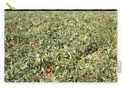 Tomato Field, California Carry-all Pouch