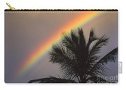 Top Of A Palm Tree Carry-all Pouch