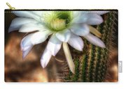 Torch Cactus - Echinopsis Candicans Carry-all Pouch