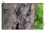 Tree Bark Detail, Natural Background. Carry-all Pouch