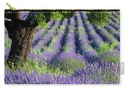 Tree In Lavender Carry-all Pouch