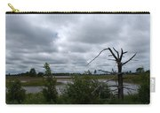 Tree In The Wetland Carry-all Pouch