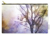 Tree On Vine Carry-all Pouch