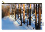 Trees Photography Carry-all Pouch by Mark Ashkenazi