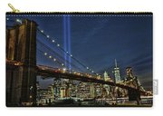 Tribute In Light # 1 Carry-all Pouch
