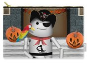 Trick Or Treat Time For Robo-x9 Carry-all Pouch