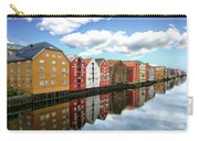 Trondheim Coastal View Carry-all Pouch